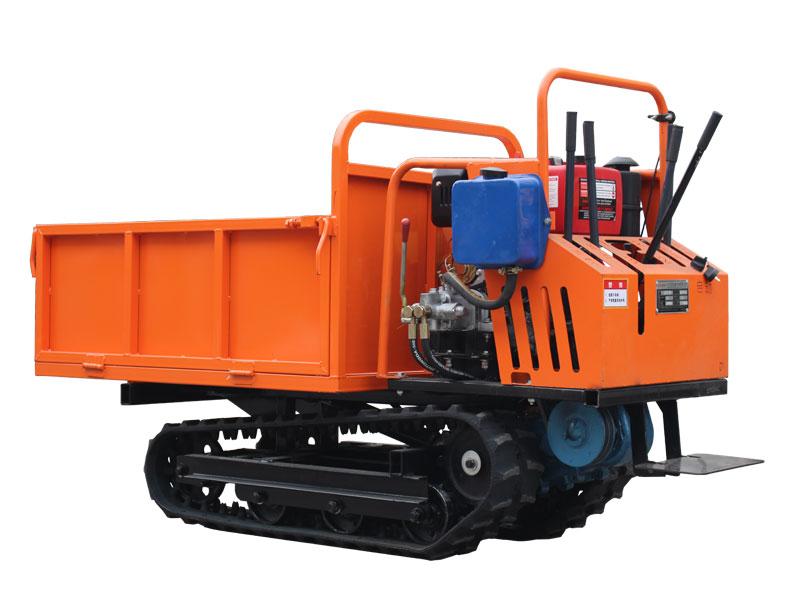 1.5T crawler truck