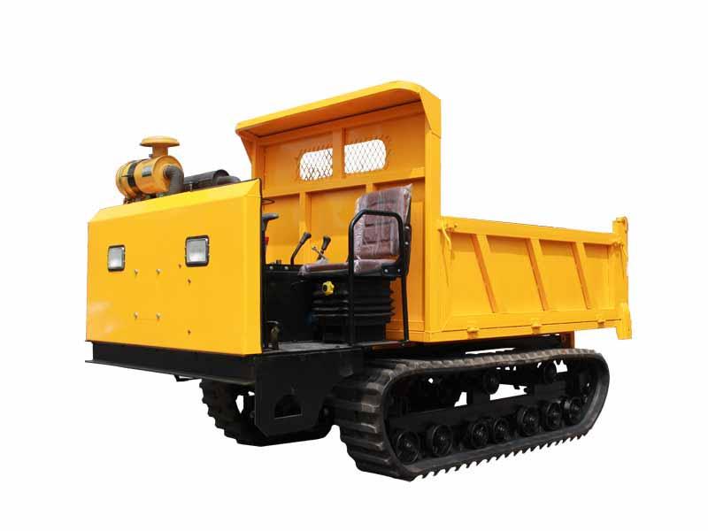 4 ton crawler truck-Rippa China