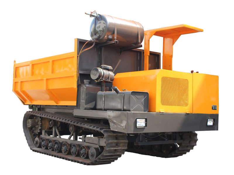 8 ton crawler truck