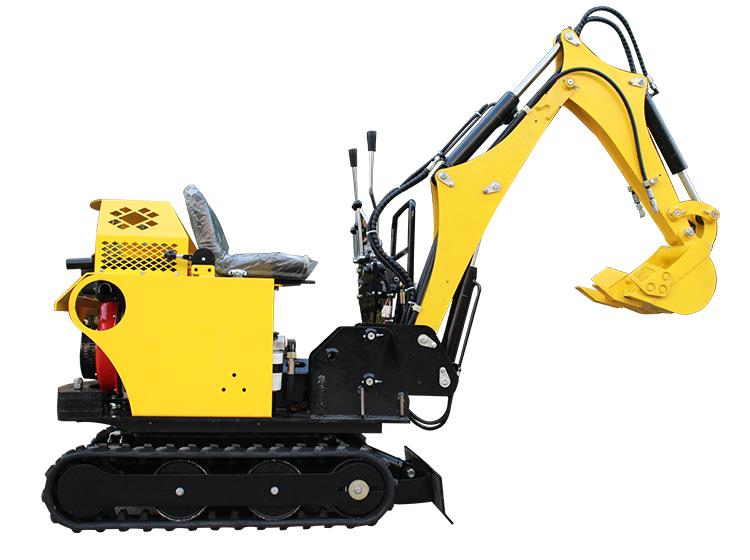 0.8 ton mini excavator