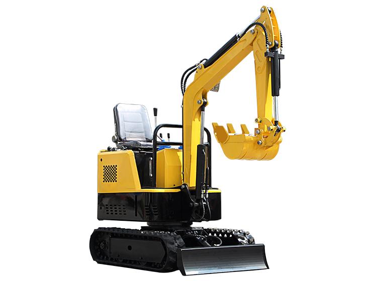 1 ton small excavator