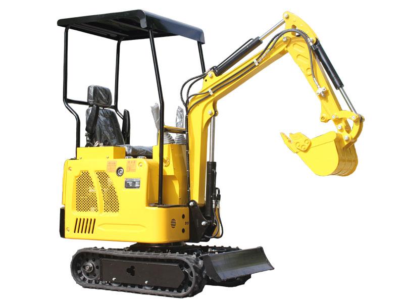 1.2 ton small excavator