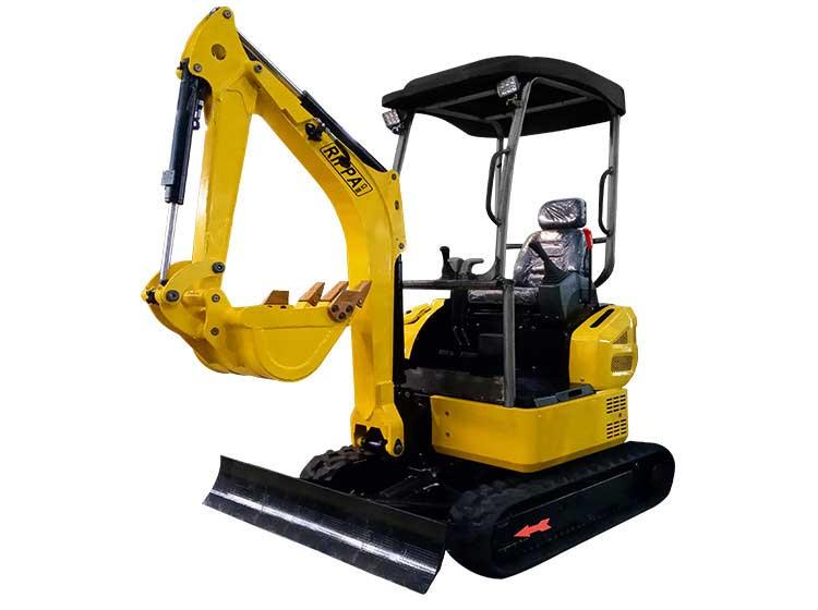 2.5 ton small excavator