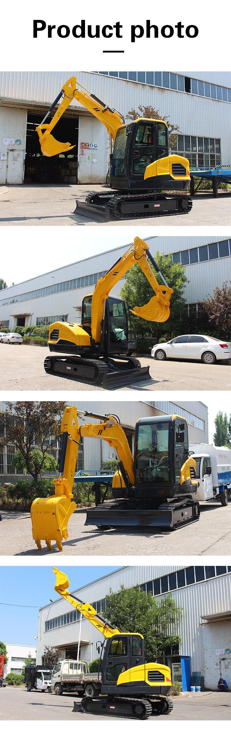 2.5 ton mini excavator-Rippa China