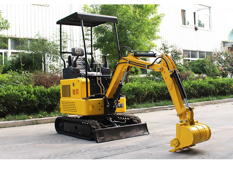 0.8 ton mini excavator-Rippa China