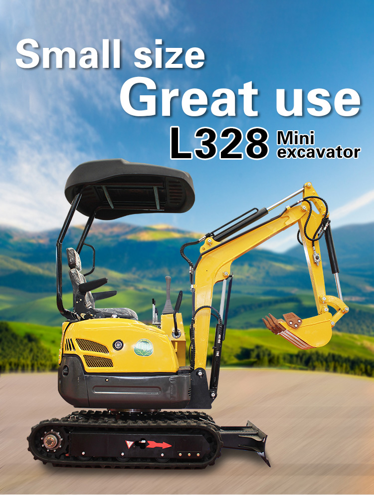 Small Excavator – L328-Rippa China