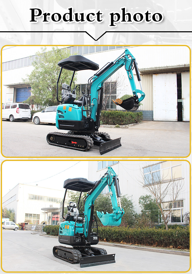 Small Excavator – L330-Rippa China