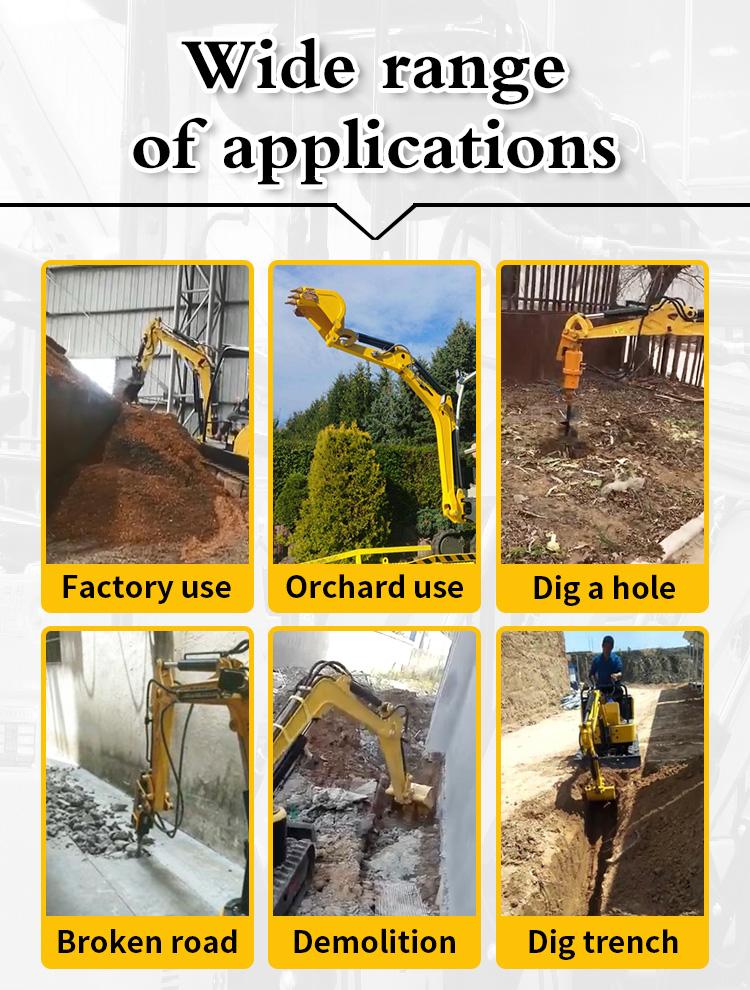 Small Excavator – L335W-Rippa China