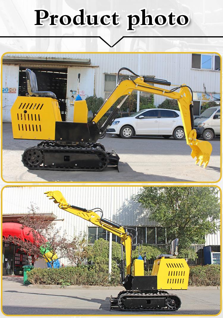 Small Excavator -R308-Rippa China