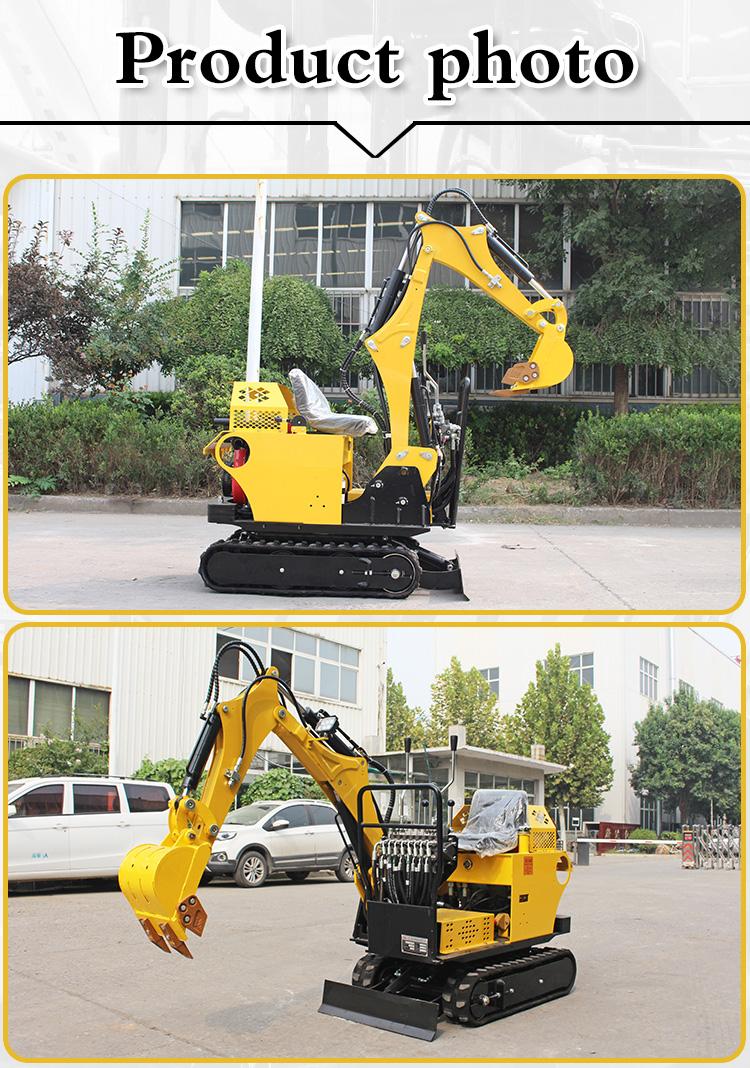 Small Excavator – R316-Rippa China