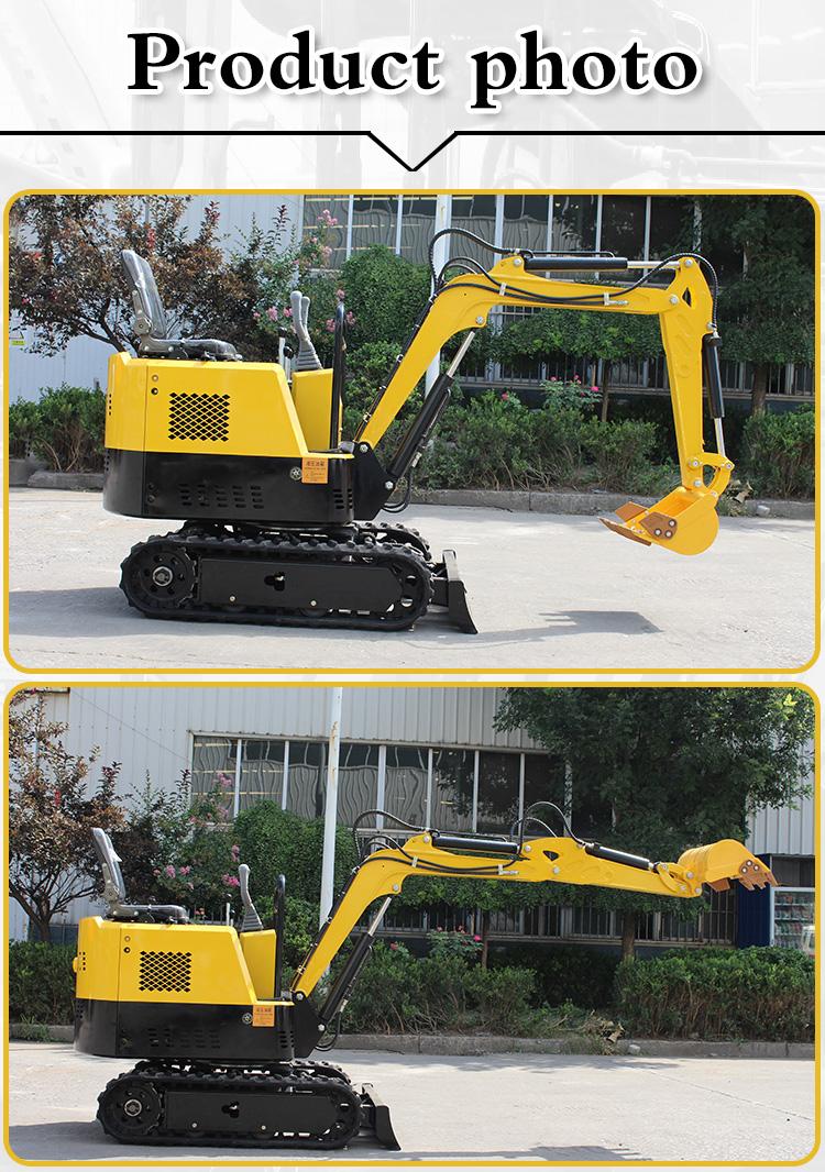 Small Excavator – R323-Rippa China