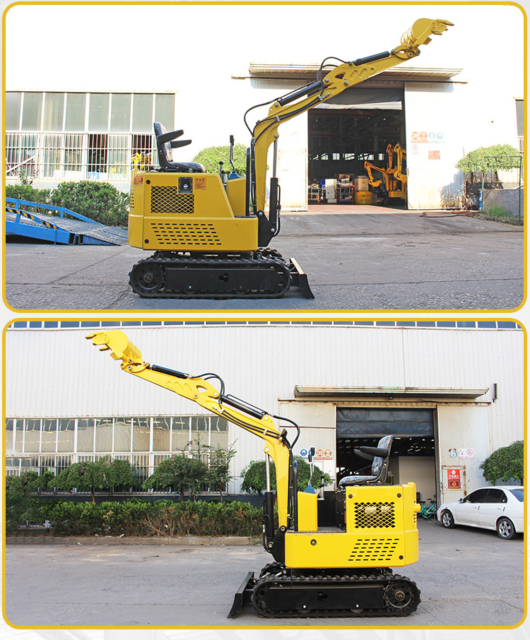 Small Excavator – R325-Rippa China