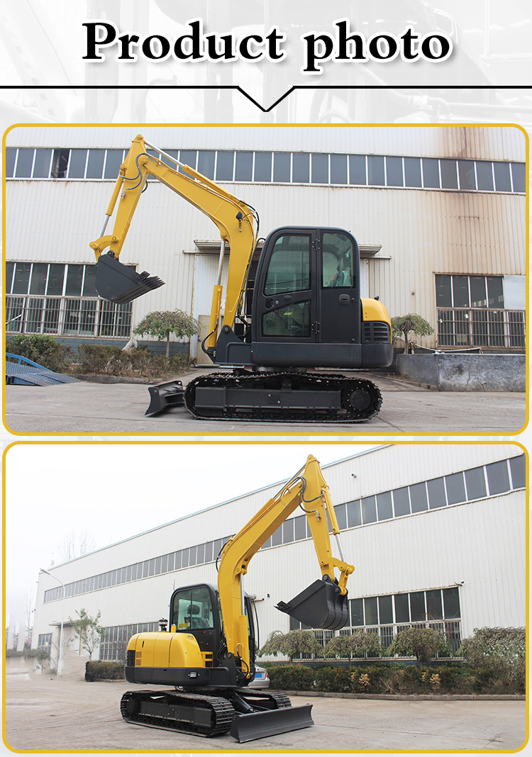 Small Excavator – R360-Rippa China