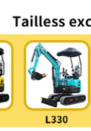 The most reliable supplier of small excavators in China-Rippa China
