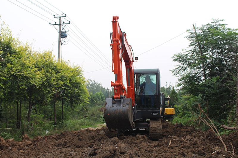How to maintain excavator in rainy season-Rippa China